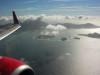 Seychelles desde el aire