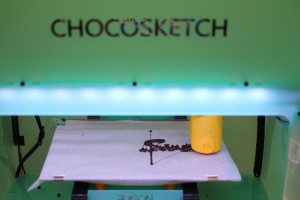 3d print chocosketch