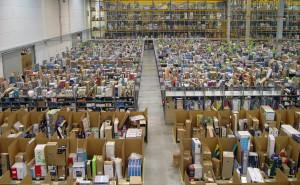 Amazon España por dentro
