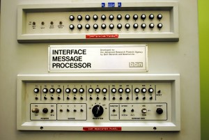 interface message processor