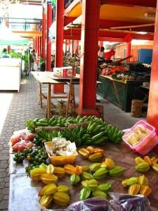 Mercado Central de Victoria - Seychelles