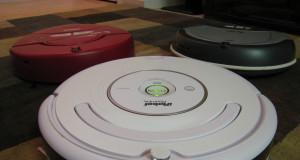 Roomba posse