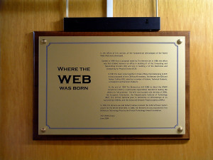 Donde la Web Nació