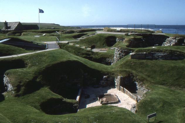 villa neolítica Skara Brae