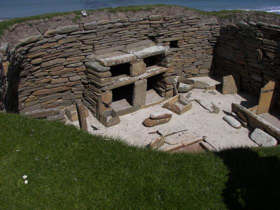 Casa 1 de Skara Brae