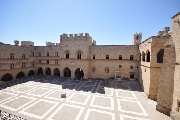 Palacio de los Grandes Maestros de la Orden